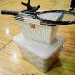 2018/01/22(月) ソフトテニス練習会@滋賀県近江八幡市