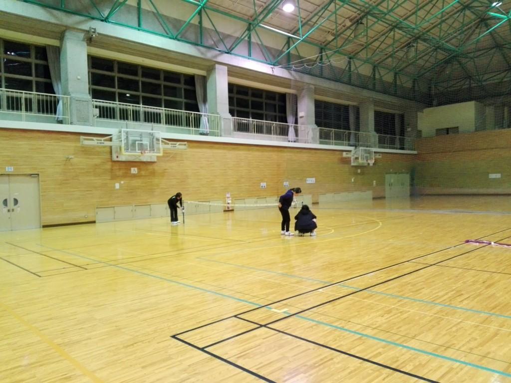 2017/12/20(水) スポンジボールテニス練習会(ショートテニス 、フレッシュテニス)