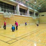 2017/12/25(月) ソフトテニス練習会@滋賀県近江八幡市