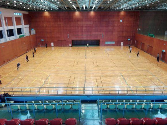 2018/01/04(木) プラスワン・ソフトテニス練習会・初打ち会 近江八幡運動公園