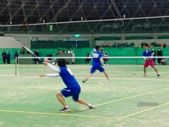 高校ソフトテニス 近畿インドア2018