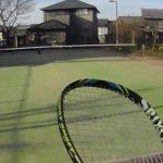 2018/01/19(金)午後 ソフトテニス練習会@滋賀県近江八幡市