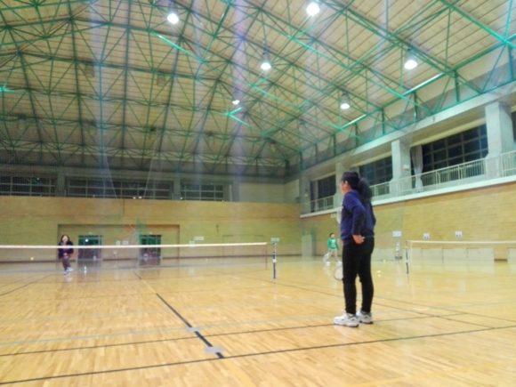 2018/02/07(水) スポンジボールテニス練習会(ショートテニス 、フレッシュテニス)