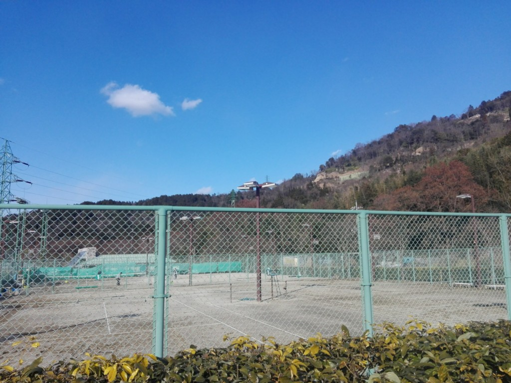 2018/02/12(日)午後 ソフトテニス・個別練習会