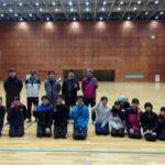 2018/02/12(月) ソフトテニスプラスワン・プチ大会