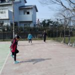 2018/02/24(土)午前 ソフトテニス練習会・未経験者~