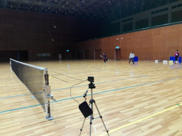 2018/03/05(月) ソフトテニス練習会@滋賀県近江八幡市