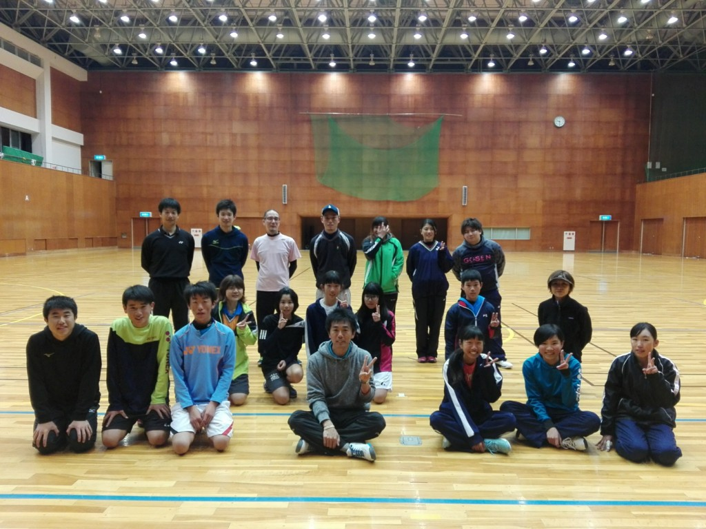 2018/03/21(水祝) プラスワン・ソフトテニスぷち大会3月
