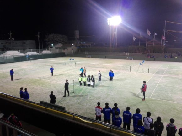 中学ソフトテニス 都道府県対抗2018[結果]