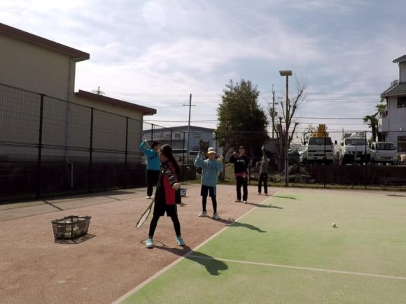 2018/03/03(土)午前 ソフトテニス練習会・未経験者~