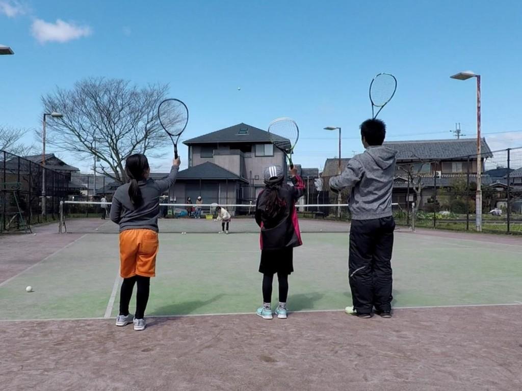 2018/03/10(土)午前 プラスワン・ソフトテニス練習会・未経験者~