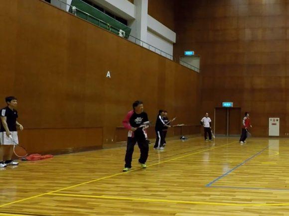 2018/03/06(火) ソフトテニス練習会@滋賀県近江八幡市