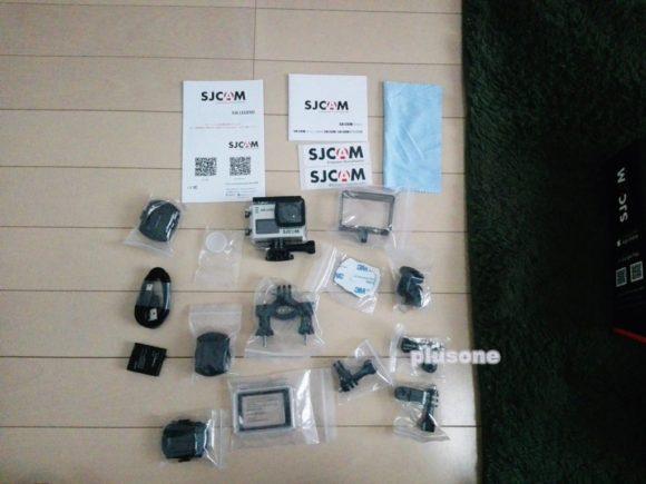 ビデオカメラ SJCAM SJ6 LEGEND