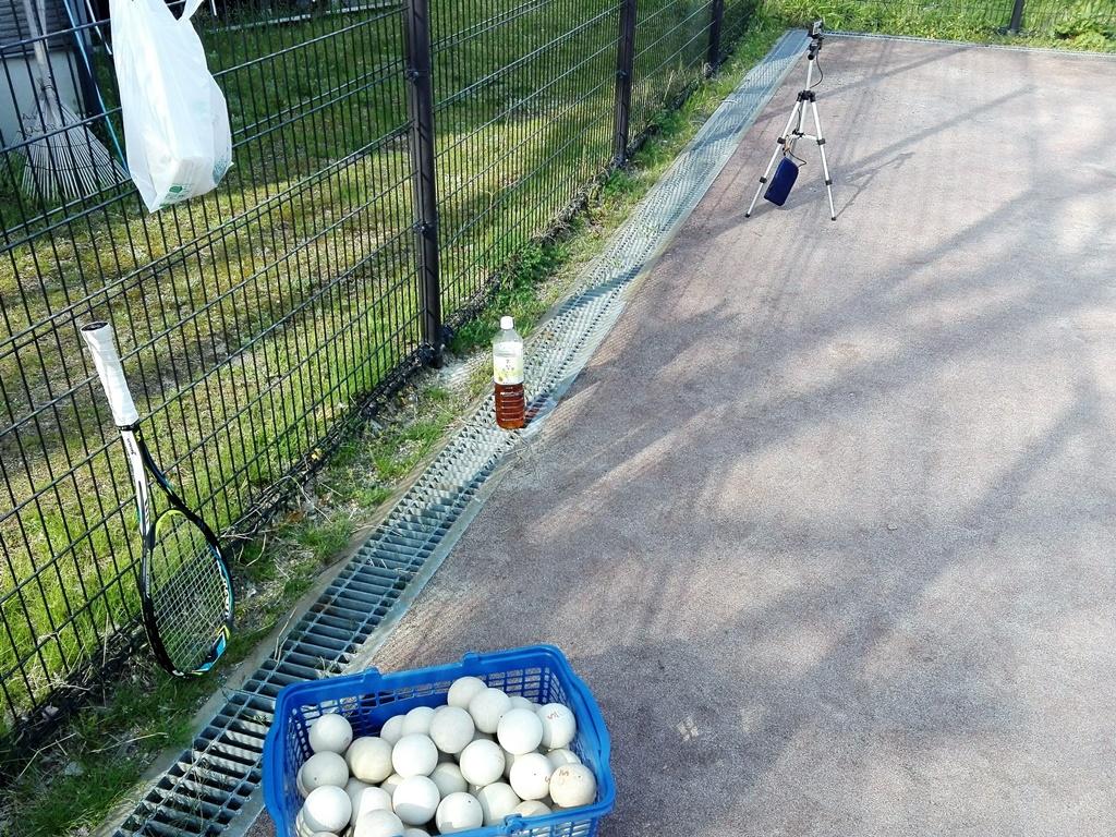 2018/04/10(火)午後 プラスワン・ソフトテニス/個別練習会