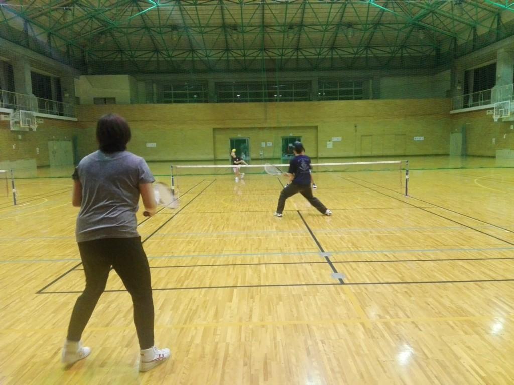 2018/04/11(水) プラスワン・スポンジテニス練習会(ショートテニス 、フレッシュテニス)