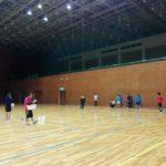 2018/04/16(月) プラスワン・ソフトテニス練習会