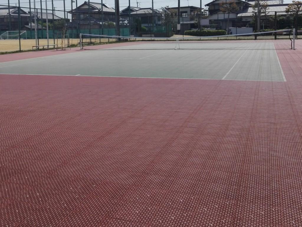 2018/04/22(日)午前 個別練習会・プラスワンソフトテニス