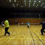 2018/04/02(月) プラスワン・ソフトテニス練習会