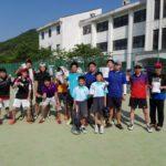2018/04/29(日)滋賀県近江八幡市安土杯ソフトテニス大会2018