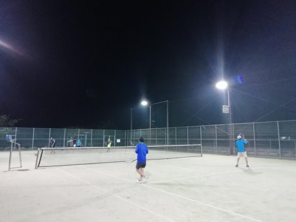 2018/05/18(金) プラスワン・ソフトテニス練習会