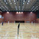 2018/05/22(火) プラスワン・ソフトテニス練習会