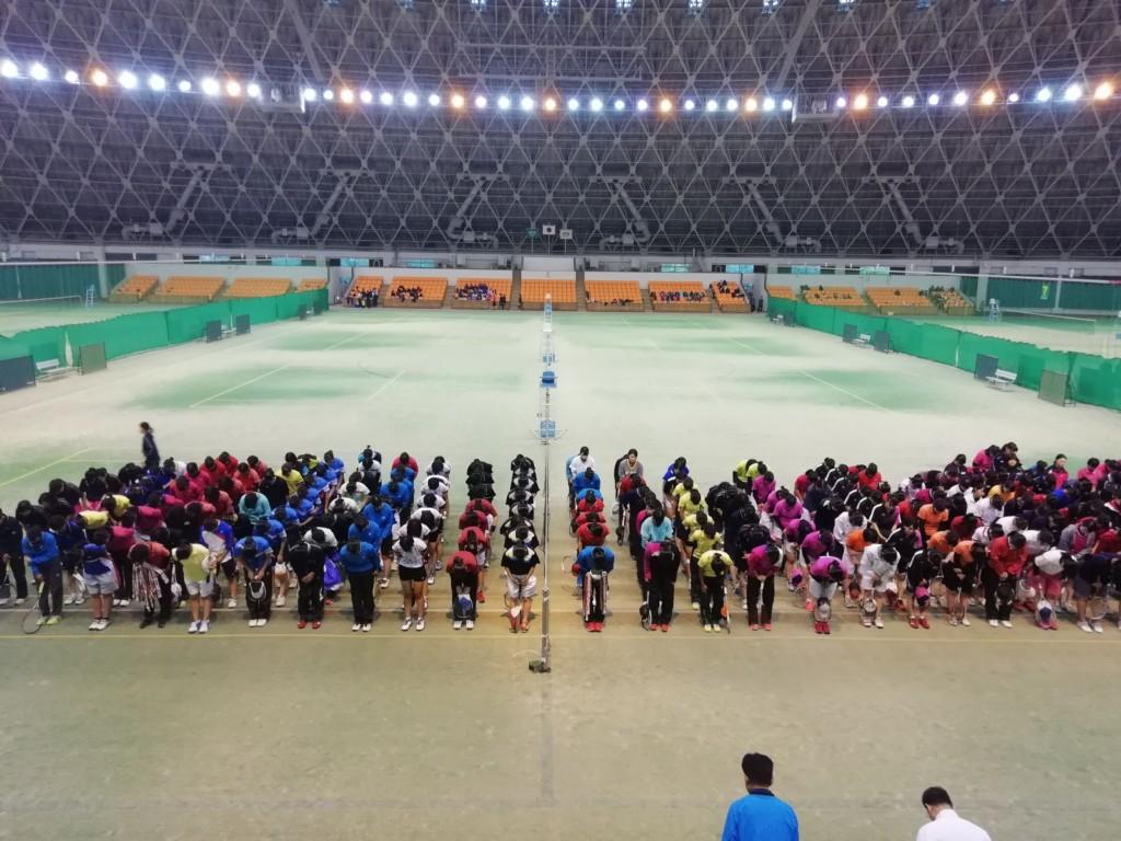 滋賀県高校ソフトテニス春季大会2018(インターハイ予選)