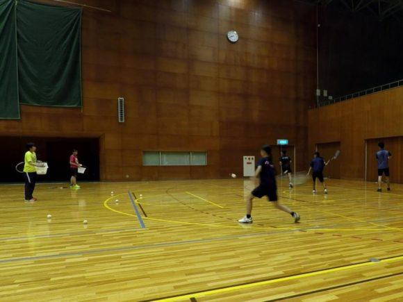 2018/05/29(火) プラスワン・ソフトテニス練習会