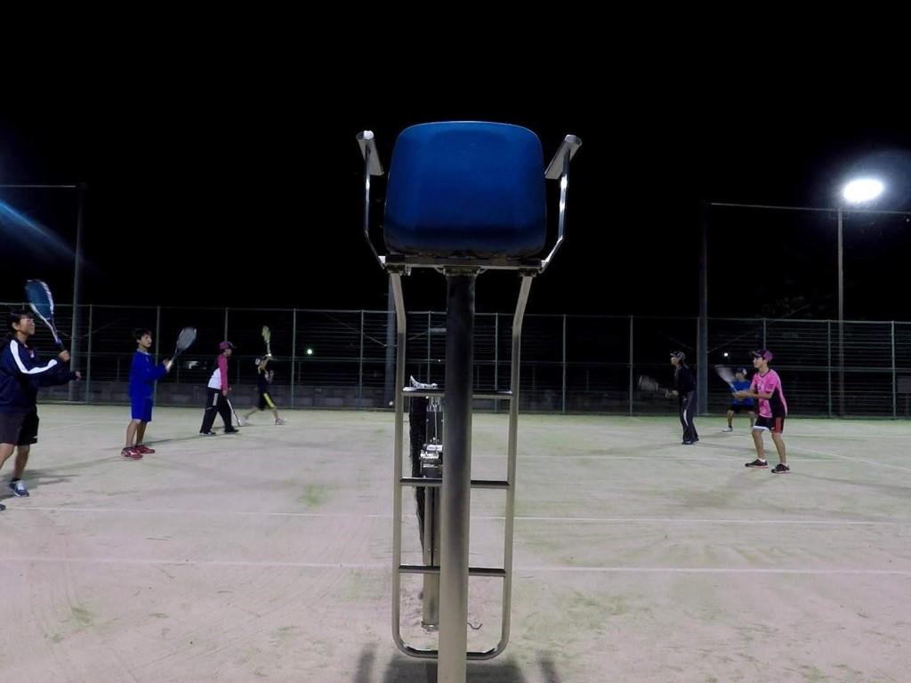 2018/05/25(金) プラスワン・ソフトテニス練習会