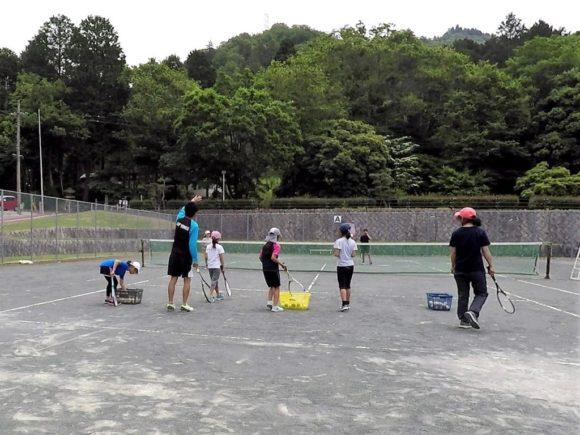 2018/05/26(土)午前 プラスワン・ソフトテニス練習会・未経験者~