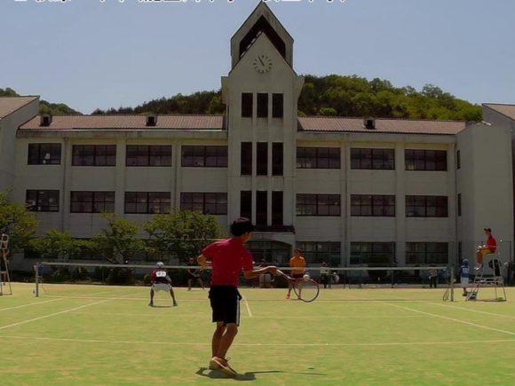 滋賀県近江八幡市安土杯ソフトテニス大会2018