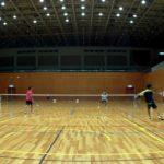 2018/05/14(月) プラスワン・ソフトテニス練習会