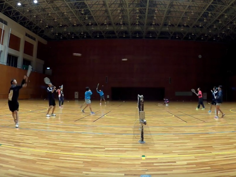 2018/05/01(火) プラスワン・ソフトテニス練習会