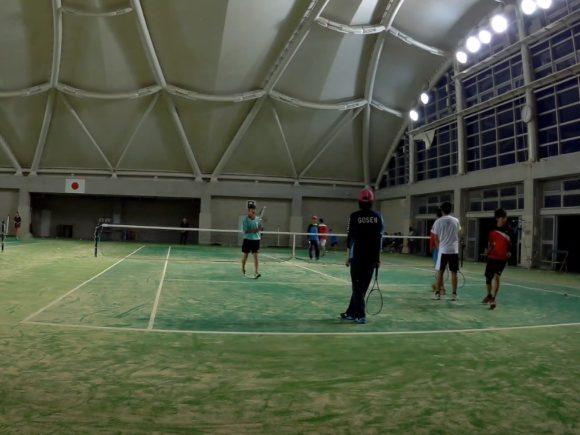 2018/05/06(日) プラスワン・ソフトテニス練習会