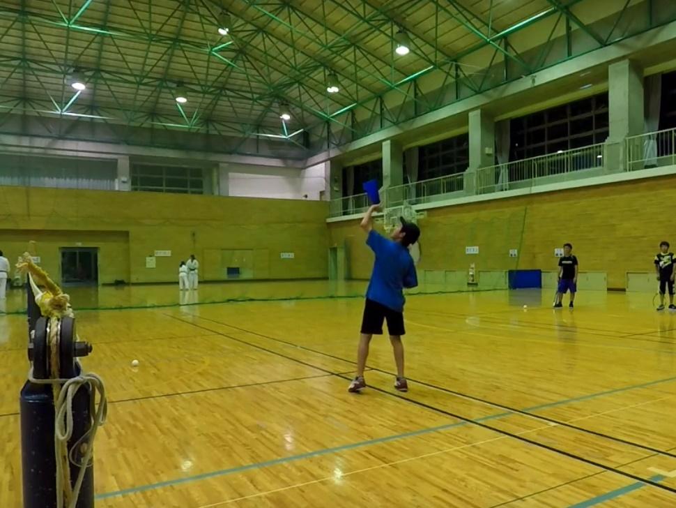 2018/05/16(水) プラスワン・ソフトテニス練習会 未経験者~