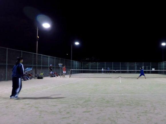 2018/05/11(金) プラスワン・ソフトテニス練習会