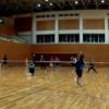 2018/04/24(火) プラスワン・ソフトテニス練習会