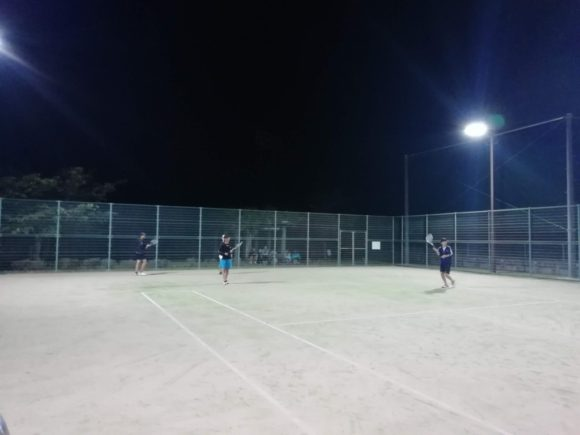 2018/06/01(金) プラスワン・ソフトテニス練習会