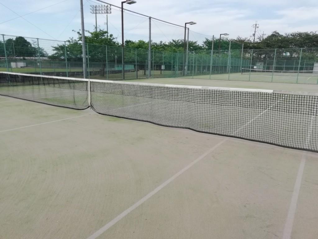 2018/06/22(金) 個別練習会・プラスワンソフトテニス 滋賀県東近江市繖公園