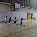2018/06/23(土)午前 未経験者からの練習会 プラスワン・ソフトテニス