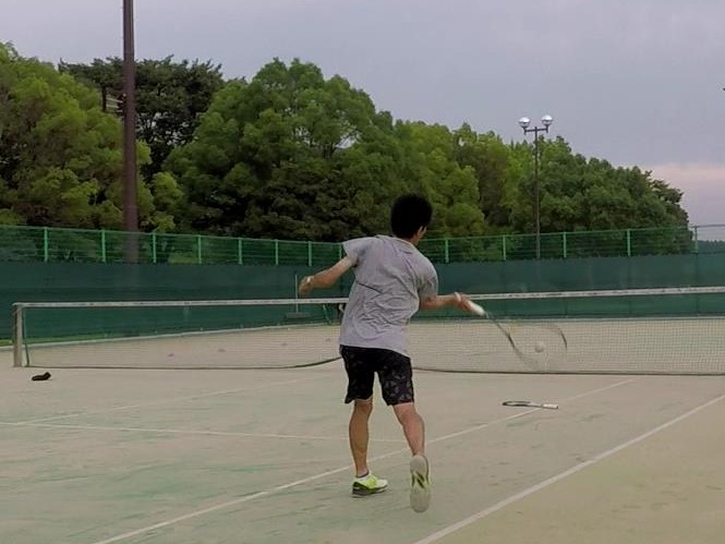 2018/06/27(水) 個別練習会・プラスワンソフトテニス