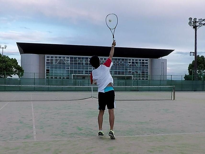 2018/06/18(月) 個別練習会・プラスワンソフトテニス