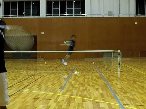 2018/07/02(月) プラスワン・ソフトテニス練習会