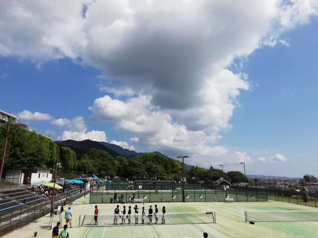 2018/07/21(土) 滋賀県ソフトテニス中学夏季大会・ブロック予選会場巡り