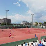2018/07/29(日) 中学ソフトテニス滋賀県夏季大会2018[結果]