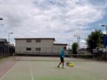 2018/07/08(日)午後 個別練習会・プラスワンソフトテニス