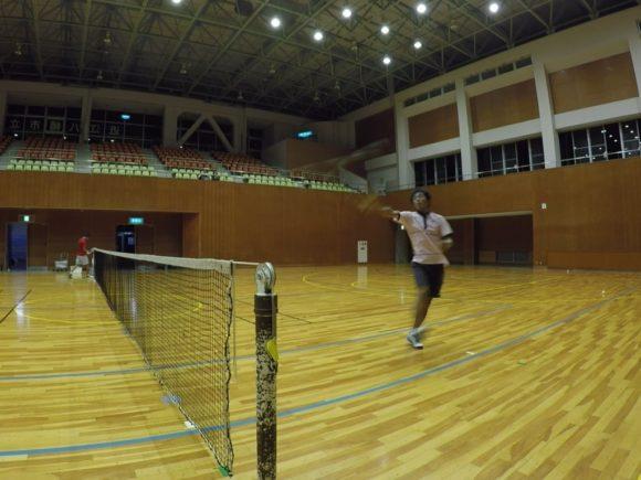 2018/08/27(月) 練習会 プラスワン・ソフトテニス