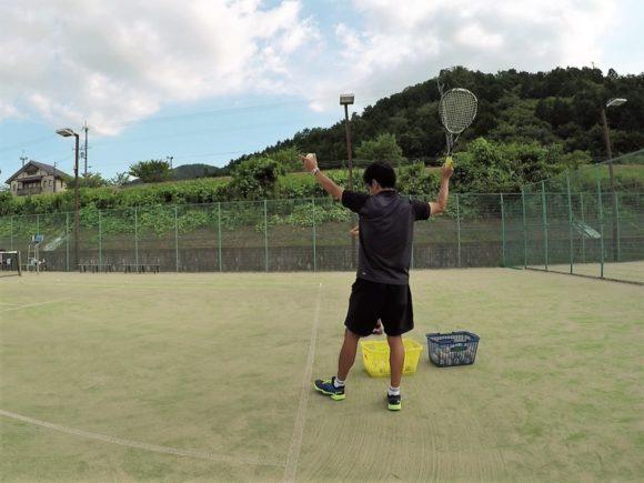 2018/08/01(水) 出張個別練習会@滋賀県東近江市 プラスワン・ソフトテニス