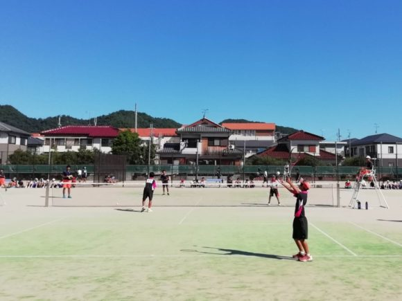 2018/07/22(日) 滋賀県ソフトテニス中学夏季大会・ブロック予選会場巡り