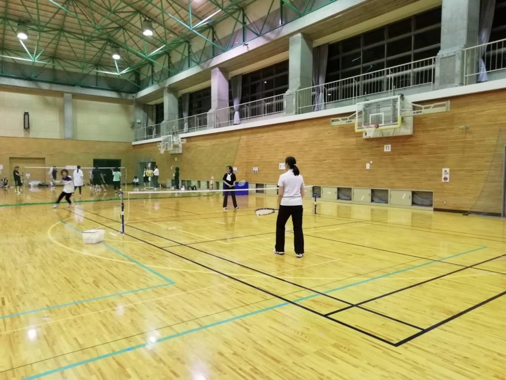 2018/07/25(水) プラスワン・スポンジテニス練習会