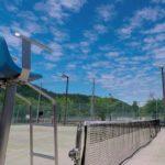 2018/08/10(金)午後 出張個別練習会@滋賀県東近江市 プラスワン・ソフトテニス